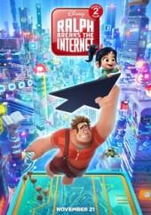 دانلود انیمیشن رالف اینترنت را خراب میکند 2018 با دوبله فارسی
