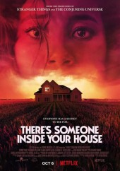 دانلود فیلم There's Someone Inside Your House 2021