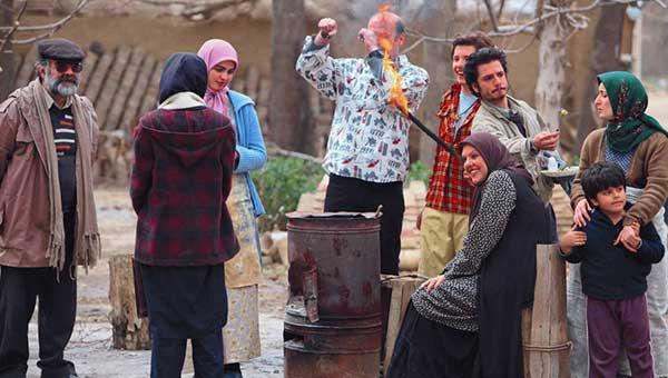 سریال بسیار زیبای وضعیت سفید به کارگردانی حمید نعمتالله